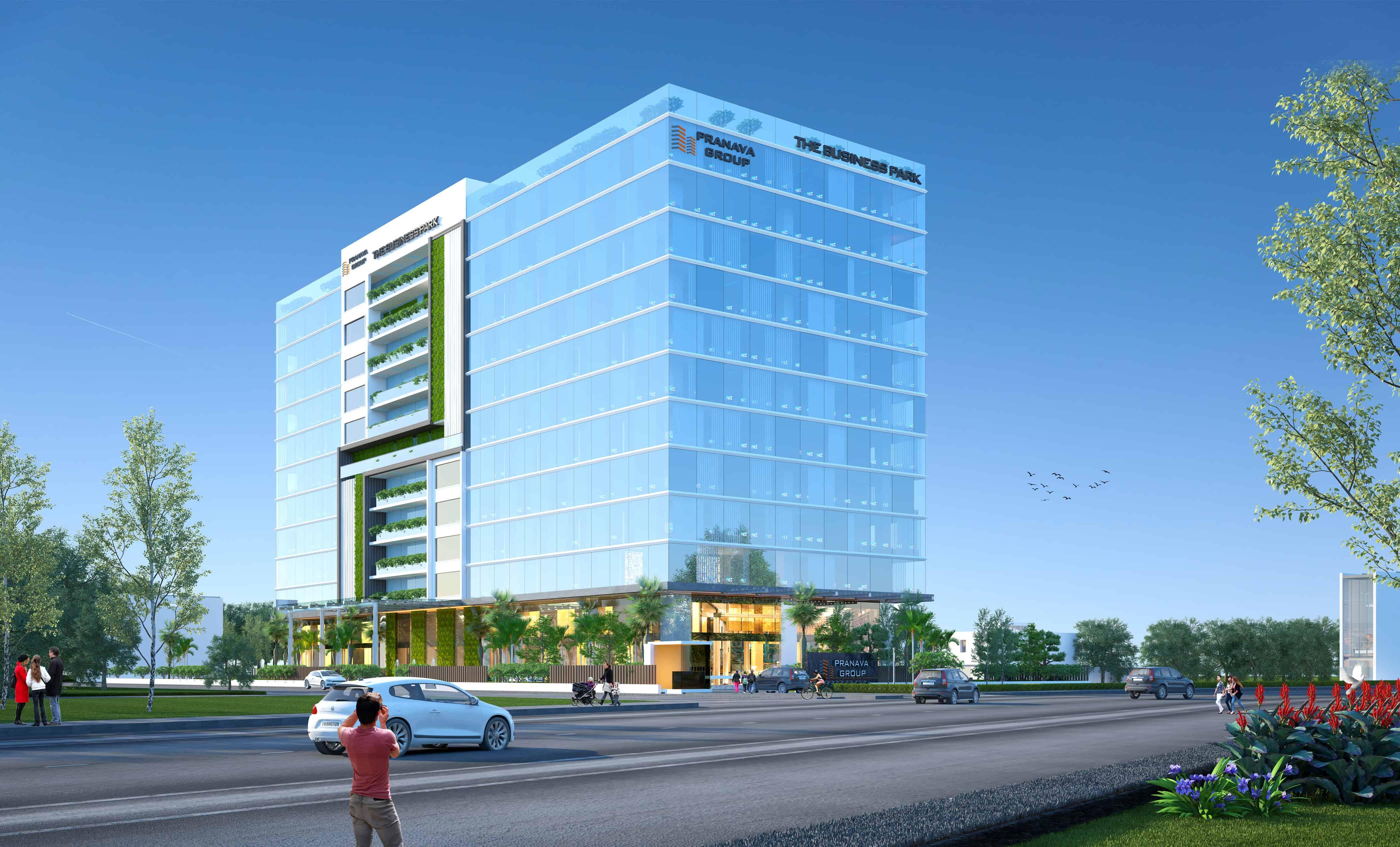 Pranava Group project – The Business Park